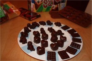 Chocolats Pralinés de Paques Opus 1