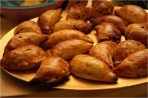 Empanadas - Résultat final
