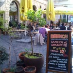 The Studio - Brunch en terrasse