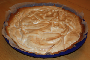 Tarte au citron meringue