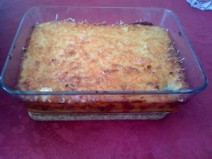 Hachis parmentier