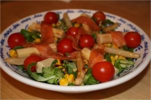 Salade millionnaire